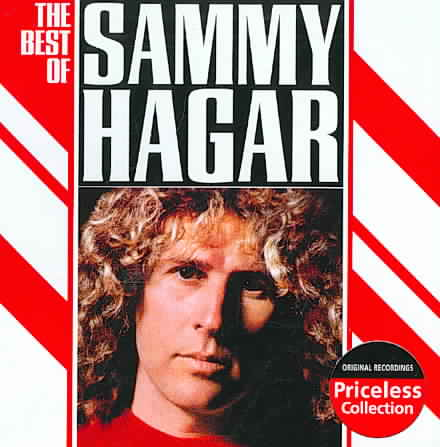BEST OF SAMMY HAGAR BY HAGAR,SAMMY (CD)