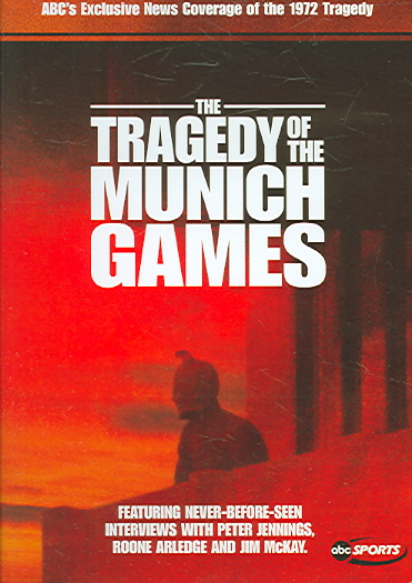 TRAGEDY OF THE MUNICH GAMES BY MCKAY,JIM (DVD)