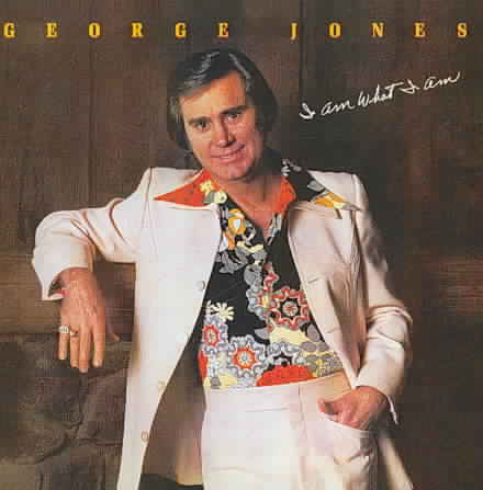 I AM WHAT I AM BY JONES,GEORGE (CD)